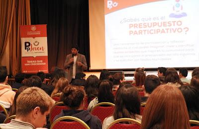 presupuesto participativo joven necochea
