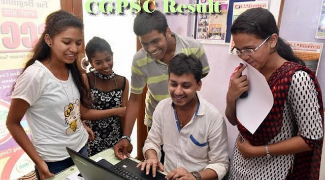 CGPSC Result