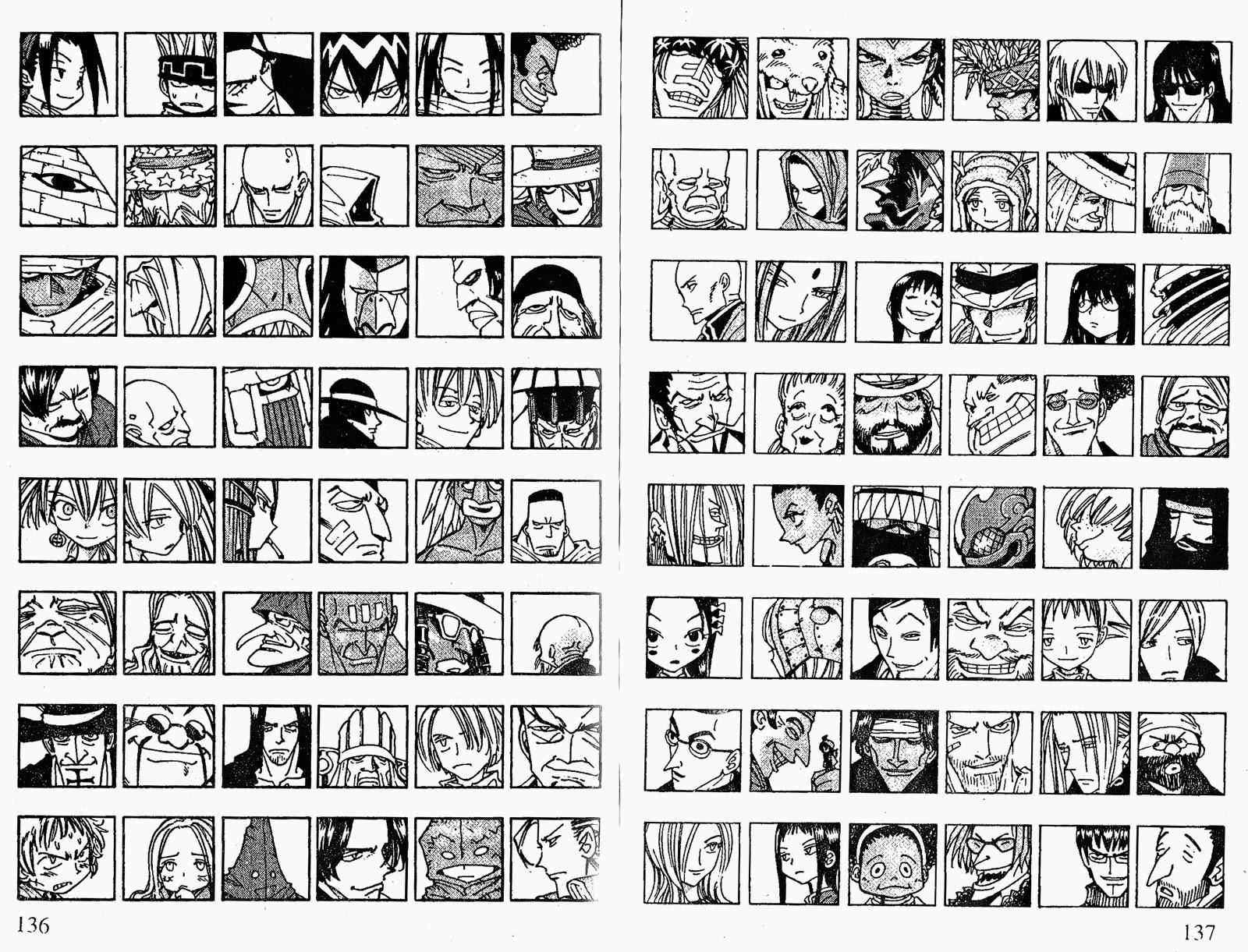 Shaman King [Vua pháp thuật] chap 197 trang 14