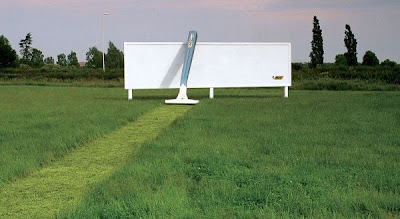 Cool Advertisements Using Oversized Objects (15) 13