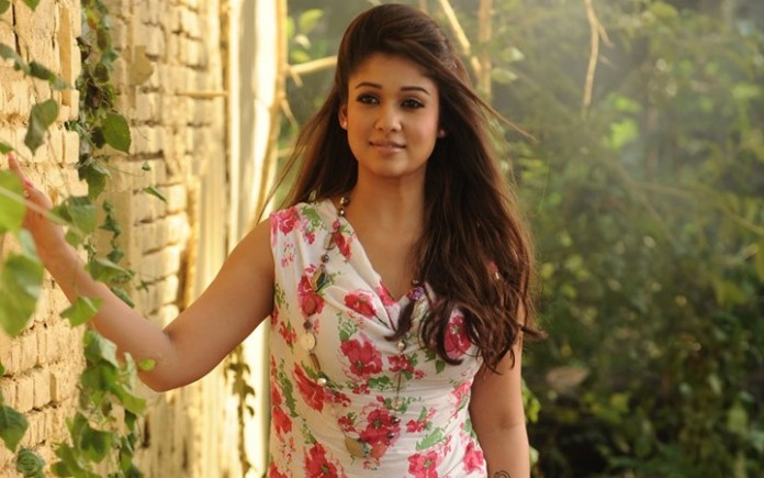 south indian actress Nayantara salary, Income pay per movie, She is on top position in top 10 list of Highest Paid in 2016