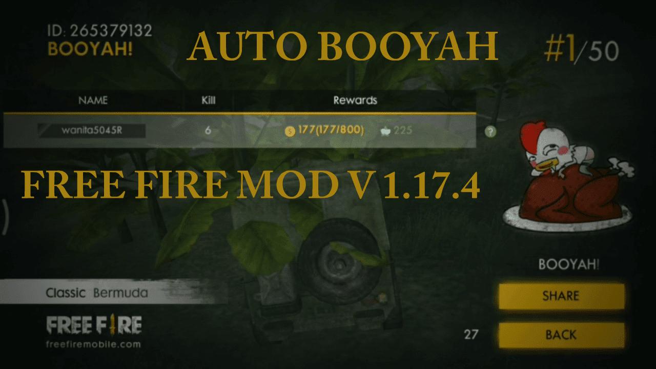 Free Fire Battlegrounds Mod Apk Download V 1 17 4 Apkidlle Com