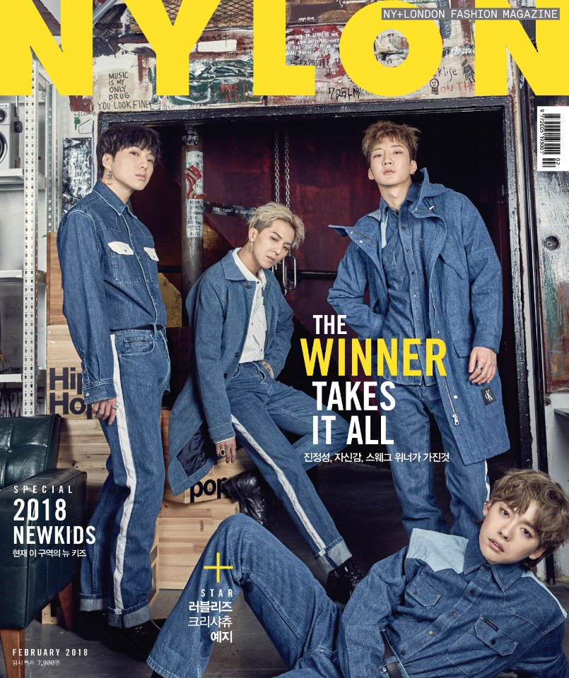 Winner Korean Boy Group