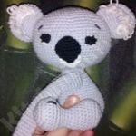 patron gratis koala amigurumi   free amigurumi pattern koala