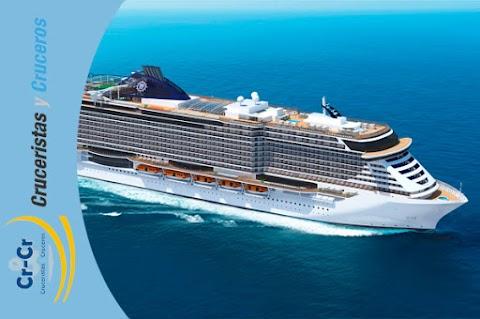 La ceremonia de la moneda marca otro hito para MSC Seaside, el revolucionario barco ''que sigue al sol''
