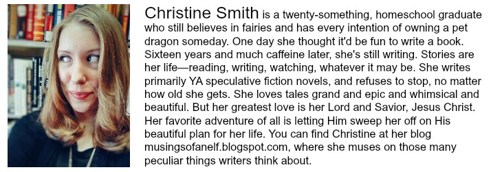 christine smith's image and bio