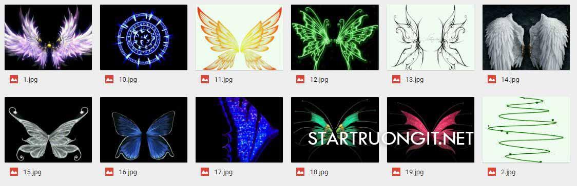 Hướng dẫn cách ghép các hiệu ứng đẹp lung linh vào hình bằng ứng dụng FotoRus