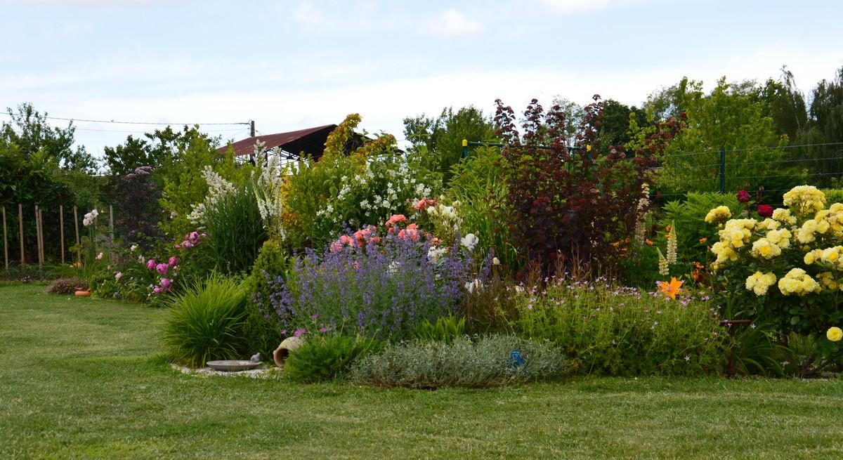 cocoon garden beautiful spring. Black Bedroom Furniture Sets. Home Design Ideas