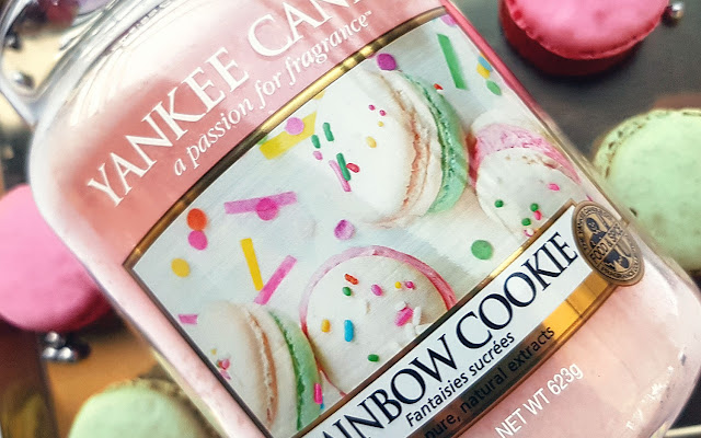 The New Is Coming... Rainbow Cookie Yankee Candle :)  - Czytaj więcej »