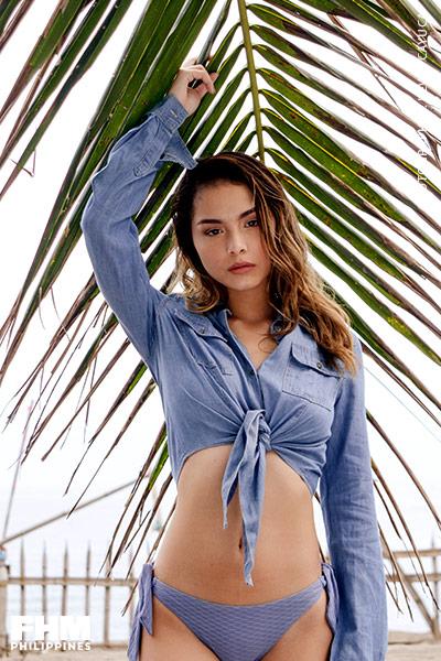 Maria Daniella Hake FHM Babes March 2017