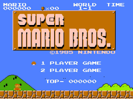 Super Mario Full Version