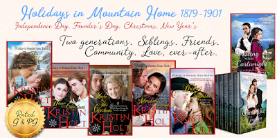http://www.kristinholt.com/holidays-in-mountain-home-series