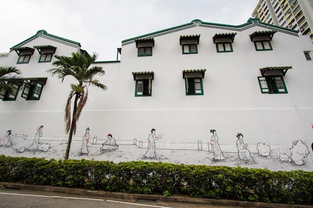 Shop house-Case coloniali-Duxton hill-Singapore