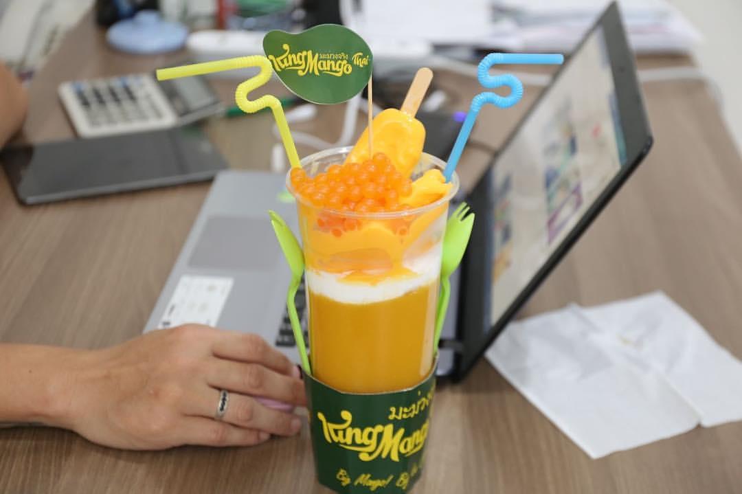 Daftar Gerai Mango Thai Paling Enak yang ada di Jakarta