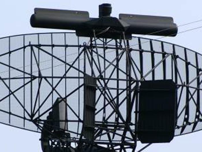 Radar maritim