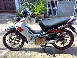 Motor-Cycle-Modifikasi: Suzuki Shogun SP 125