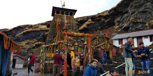 तुंगनाथ महादेव मंदिर, Tungnath mahadev Temple
