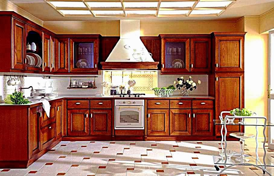 Kreativiti Dekorasi Ruang Dapur Idaman  Relaks Minda