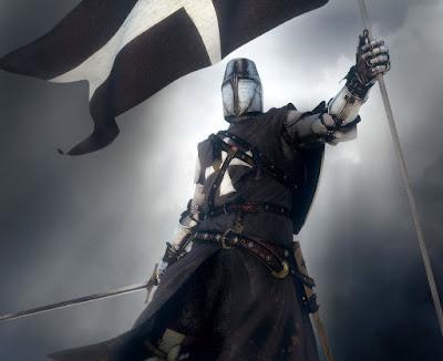 Knight of Hospitaller perang mealwan tentara salib