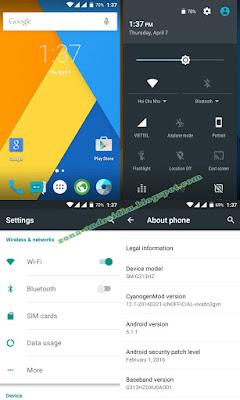 Cara Upgrade Samsung Galaxy V SM-G313HZ ke Lollipop 5.1.1