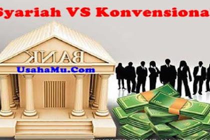 Definisi Perbedaan Bank Syariah Dengan Bank Konvensional