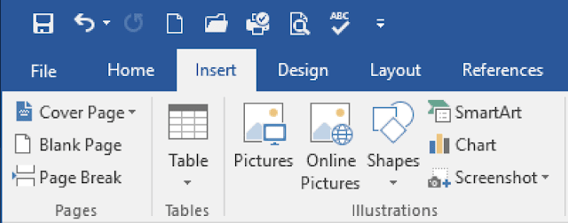 insert picture in microsoft word - www.rean.me