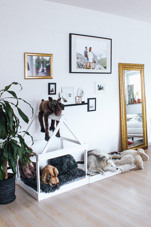 Wohnzimmer Deko Diy: Ideen