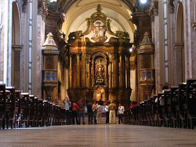 Catedral Metropolitana Buenos Aires; centro Buenos Aires; Argentina; Buenos Aires; turismo América Latina;