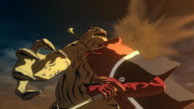 Naruto Ultimate Ninja Storm PC Full Version Screenshot 1