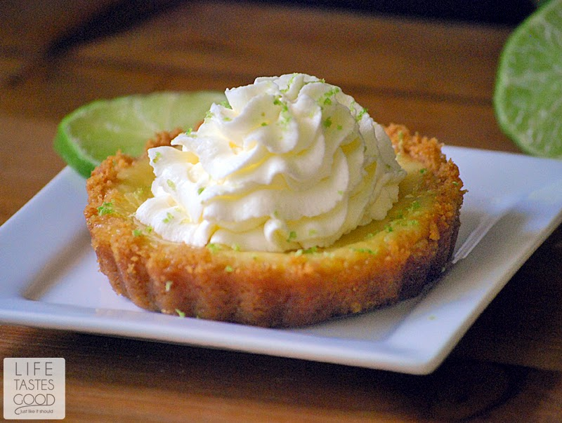 Lime Tartlet - The Easiest Dessert Recipe You Aren't Making... #YahooFood #CleverGirls