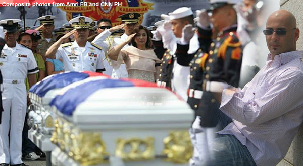 Int'l Political Commentator slams Robredo for doing 'photo-ops' at the arrival of fallen Marines