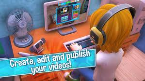 Download Game Youtubers Life Gaming Mod Apk Terbaru
