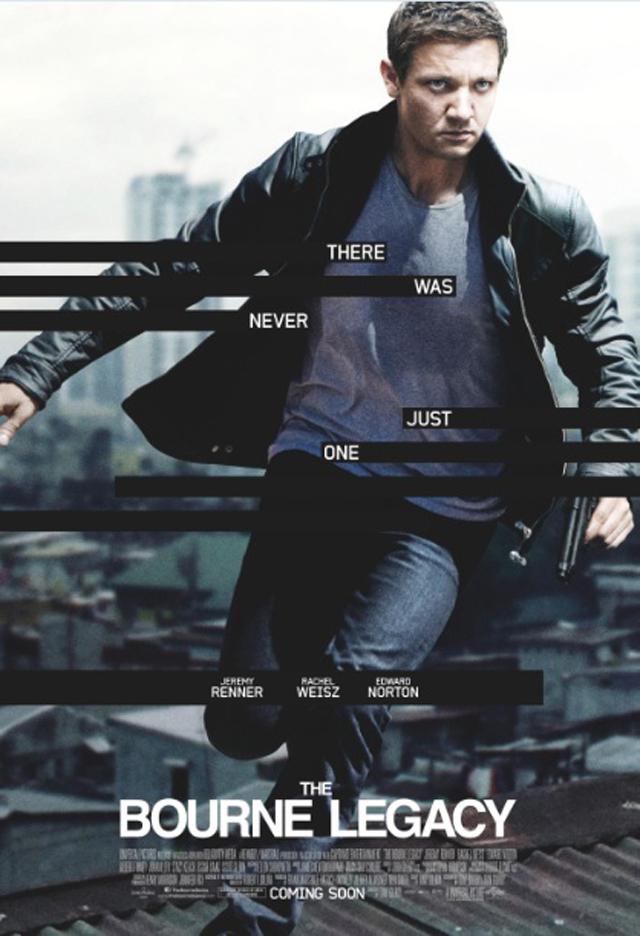Bourne Vermächtnis