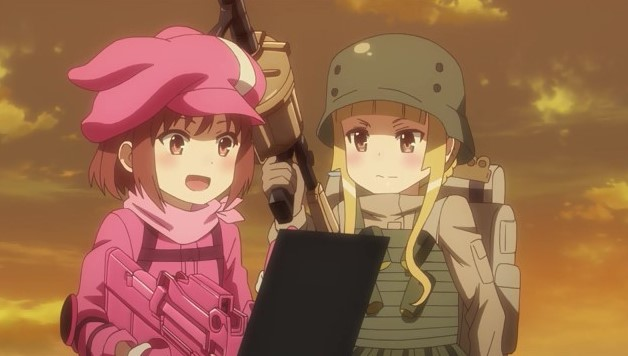 Sword Art Online Alternative: Gun Gale Online – Episódio 07