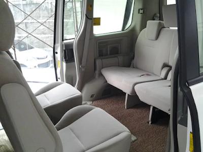 Interior Kabin Toyota NAV1