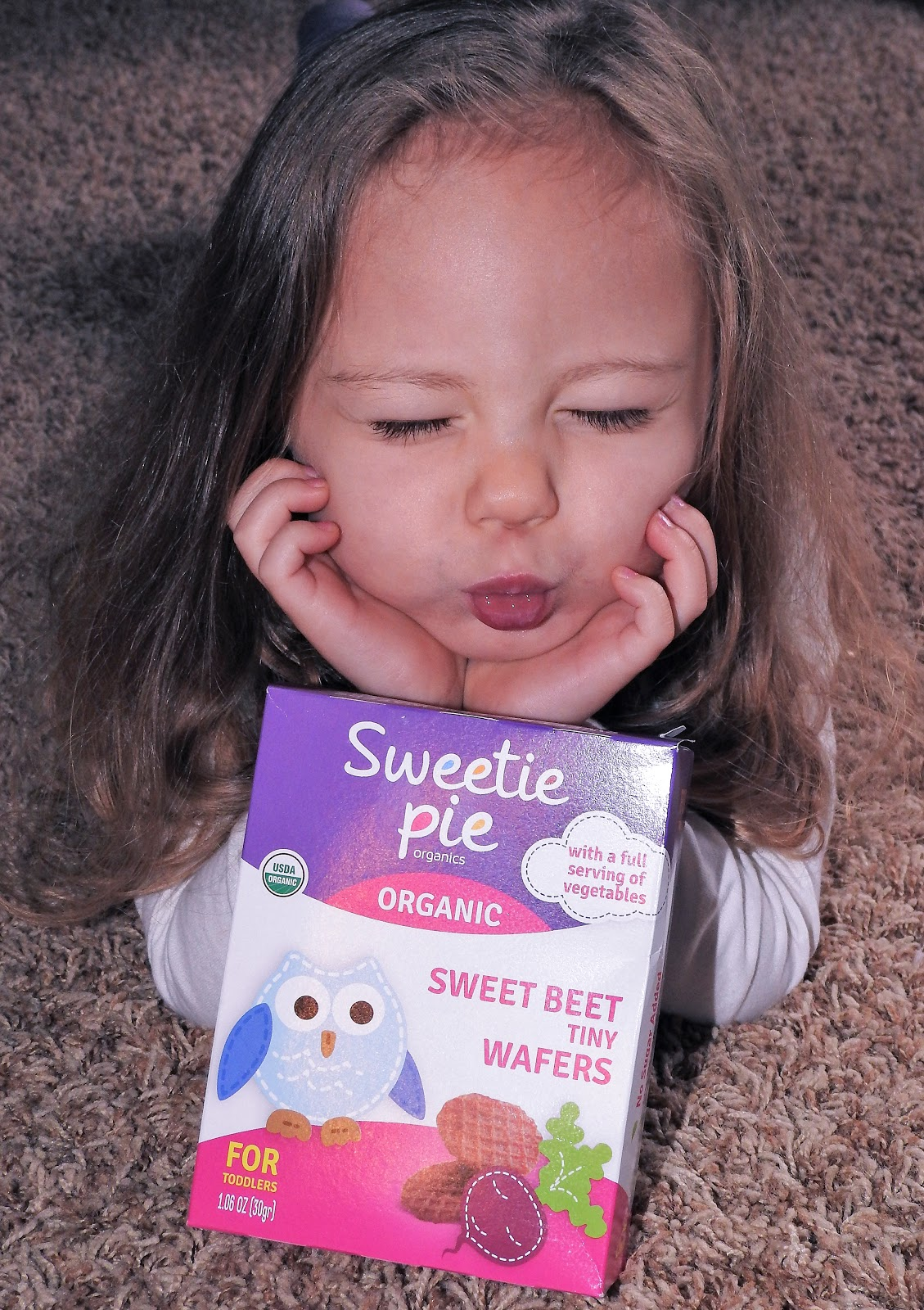 Sweetie Pie Organics Snack for kids