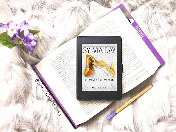 Afterburn / Aftershock di Sylvia Day   Recensione