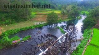 Objek Wisata Kincia Kamba Tigo Kecamatan Rambatan