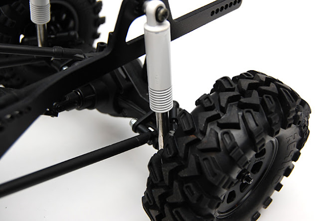 Axial AX10 tamiya high lift shocks
