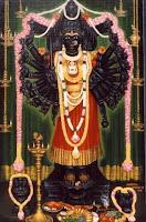 अशुद्ध उच्चारण, रावण के लिए मृत्यु का रास्ता बना  in hindi, ashudh uchcharan, ravan ke liye mirtu ka rasta bana in hindi, मां दुर्गा ने ऋषि-मुनियों और मानव जाति की रक्षा के लिए चण्डी रूप धारण किया in hindi, मां चण्डी ने रूद्र रूप ने असुरों का संहार किया in hindi, धर्म शास्त्रों के अनुसार मर्यादा पुरुषोतम श्रीराम जी ने रावण पर विजय प्राप्ति के लिए ब्रहमा जी का आवहन किया in hindi, ब्रहमा जी प्रकट हुये in hindi, मर्यादा पुरुषोतम श्रीराम जी विनम्र भाव से रावण पर विजय प्राप्त करने का उपाय पूछा in hindi, ब्रहमा जी ने मर्यादा पुरुषोतम श्रीराम जी को बताया in hindi, मां चण्डी को प्रसन्न करके रावण पर विजय प्राप्त की जा सकती है in hindi, मर्यादा पुरुषोतम श्रीराम जी ने मां चण्डी का पूजा in hindi, और हवन के लिए एक सौ आठ नीलकमल की वयस्था की in hindi, रावण ने भी विजय के लिए चण्डी पाठ आरम्भ किया in hindi, रावण के पास मायावी शक्तियों का भंडार था in hindi, इसलिए उसने अपनी माया से मर्यादा पुरुषोतम श्रीराम जी पूजा हवन सामग्री से नीलकमल को अदर्शय कर दिया in hindi, जब मर्यादा पुरुषोतम श्रीराम जी को नीलकमल के बारे में ज्ञात हुआ in hindi, नीलकमल की पुनः प्रप्ति आसान नही थी in hindi, इसलिए मर्यादा पुरुषोतम श्रीराम जी को स्मरण हुआ in hindi, कि मुझे स्वयं कमल नयन नवकंच लोचन कहते है in hindi, इसलिए संकल्प हेतू एक नेत्र अर्पित कर दिया जाए in hindi,  मर्यादा पुरुषोतम श्रीराम जी ने जैसे तीर से अपना नेत्र निकालना चाहा शीघ्र मां चण्डी प्रकट हुई in hindi, और मर्यादा पुरुषोतम श्रीराम जी को विजय श्री का आशीर्वाद दिया in hindi, रावण के यहां भी ब्राहमणों द्वारा चण्डी पाठ आरम्भ होने लगा in hindi, इतने में महाबल हनुमान जी को मालूम हुआ in hindi, कि रावण ने प्रभु श्रीराम जी के यज्ञ में बाधा पहुंचाई in hindi, तो उन्होंने स्वयं चतुराई से बालक का रूाप धारण किया in hindi, लंका पहुचे in hindi, महाबली का बालक रूप को कोई पहचान न पाया in hindi, बालक हनुमान जी ने यज्ञ में सम्मलित होकर ब्राहमणों की खूब सेवा की in hindi, इससे सभी ब्राहमणों ने प्रसन्न होकर बालक को अपने पास बुलाया in hindi, और वरदान मागने को कहा in hindi, हनुमान जी विन्रम भाव से अनुरोध किया in hindi, आपके द्वारा पढ़े जा रहे मंत्रों में एक शब्द बदल दिया 