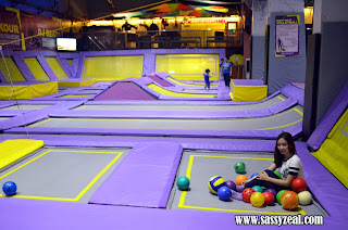 www.sassyzeal.com Trampoline Park PH