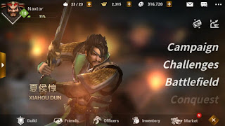 cara mudah menaikan level Officers di dynasty warriors unleashed