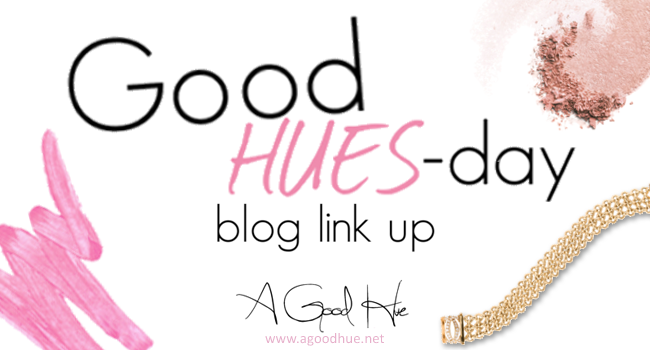 Good HUES-Day Linkup