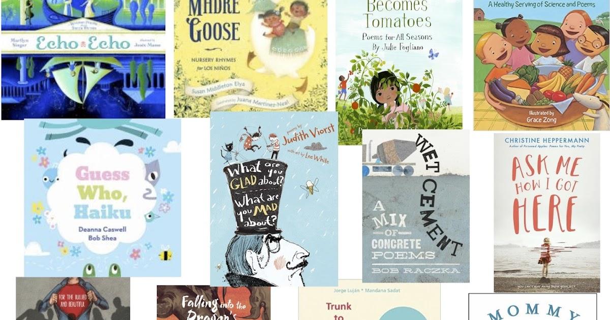 Poetry For Children Sneak Peek List For 2016
