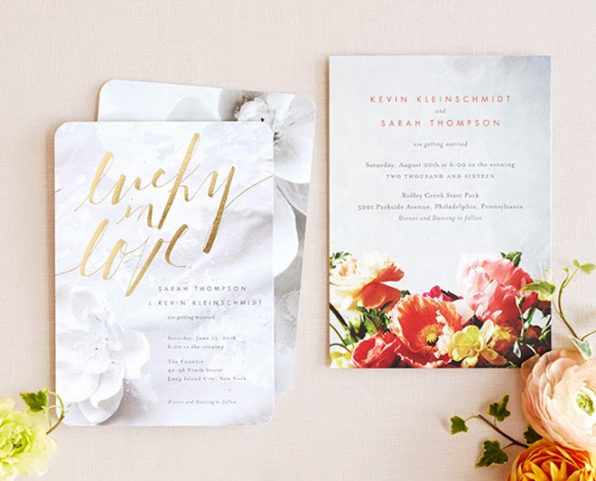 Spring Into Style With Wedding Paper Divas 2014 Collection Belle The Magazine