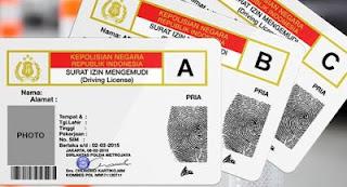 Biaya Pembuatan SIM, STNK dan BPKB Terbaru Tahun 2017