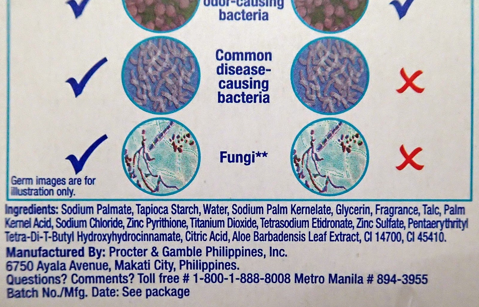 Ramblings of A Pinoy Consumer: Safeguard Derma Sense: Does ...