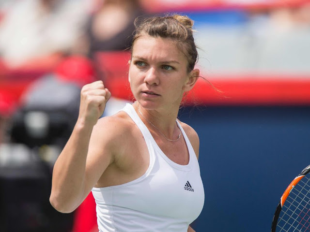 2016 wta montreal rogers cup simona halep youtube rezumat video Simona Halep Angelique Kerber 6-0 3-6 6-2 semifinala montreal 30 iulie 2016 meciul halep vs kerber coupe rogers wta highlights youtube match Simona Halep vs Angelique Kerber rogers cup 2016 semifinala partida Simona Halep - Angelique Kerber 6-0, 3-6, 6-2