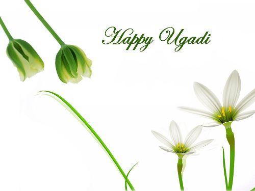 Happy Ugadi Wallpapers 2016 Free Download HD Picture Greetings in Telugu Kannada