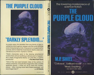 The Purple Cloud, 1973, copertina